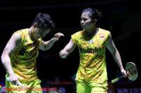 Greysia/Apriyani Rebut Kemenangan di BWF World Tour Finals 2020
