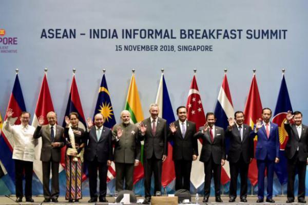 Jokowi Hadiri KTT ASEAN-India, Ini yang Dibahas