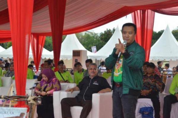 Tutup Kirab Pemuda Indonesia 2018, Menpora: Sebarkan Virus Kebhinekaan