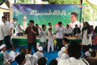 Cak Imin Beri Santunan 1000 Anak Yatim di Tangsel