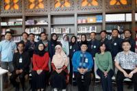 Kunjungan TBI UIN SMH Banten ke Kedubes Amerika, Ini yang Dibahas