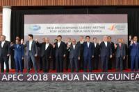 Presiden Jokowi Hadiri Pertemuan ABAC-Leader di Papua Nugini
