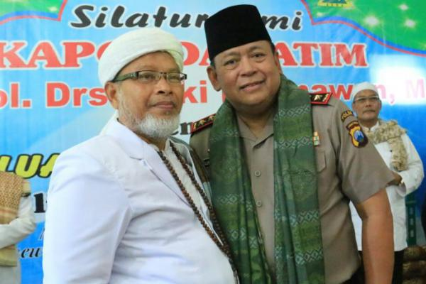 Ulama Madura dan Polda Jatim Berkomitmen Sukseskan Pemilu 2019