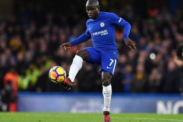 N`Golo Kante Resmi Perpanjang Kontrak di Chelsea
