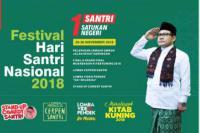 PKB Siap Gelar Festival Hari Santri 2018, Ini Rangkaiannya