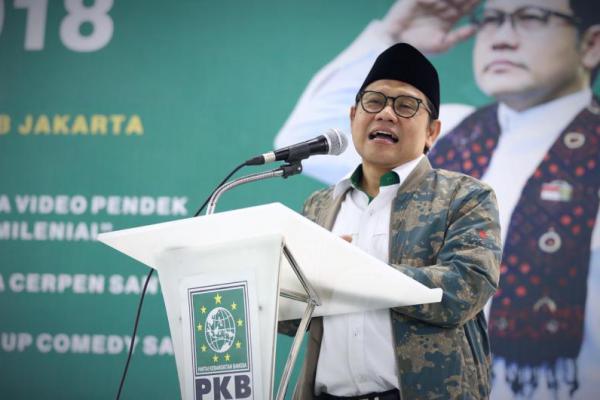Prabowo Hadiri Reuni 212, Cak Imin: Makin Jelas Kampanye