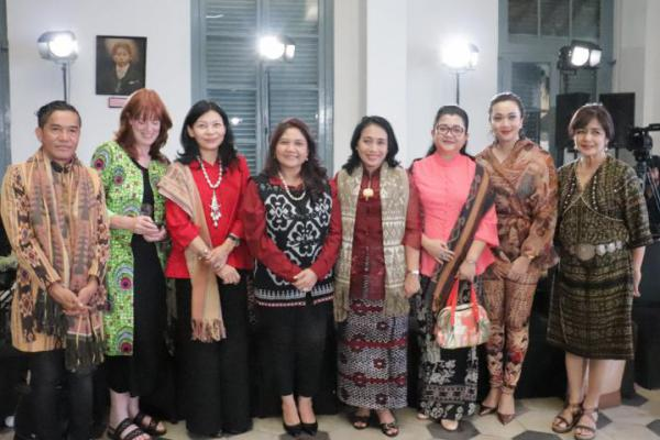 Kemendes PDTT Gelar Eco Fashion Week Indonesia