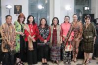 Kemendes PDTT Gelar Eco Fashion Week Indonesia
