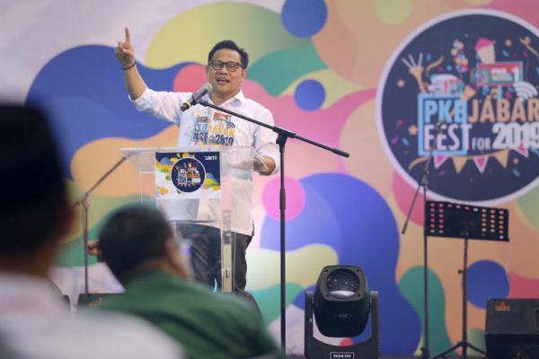 Elektabilitas PKB Terus Naik, Cak Imin: Padahal 'Enggak' Punya TV