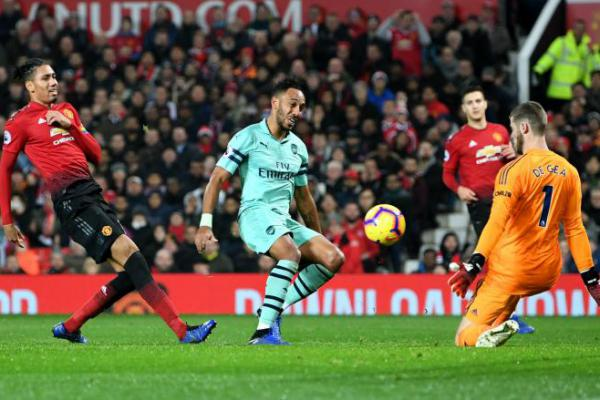 Arsenal Imbang 2-2 Lawan MU, Emery Puji Ketangguhan De Gea