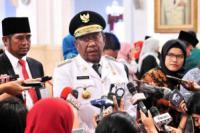 Gubernur Riau Wan Hasyim Janji Kejar Pembangunan Tol Pekanbaru