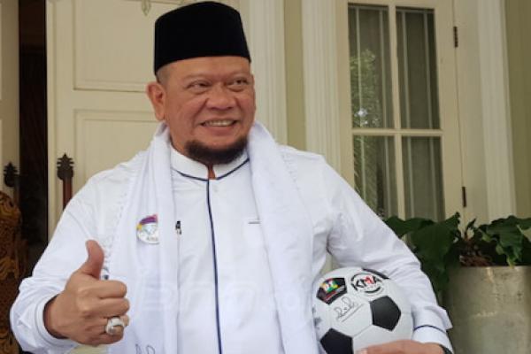 La Nyalla Tantang Prabowo Baca Al-Qur`an