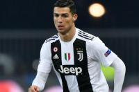Kalahkan Torino, Ronaldo Cetak Gol ke-5000 Juventus di serie A
