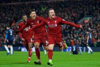 Amankan Posisi Puncak, Liverpool Tundukkan Manchester United 3-1