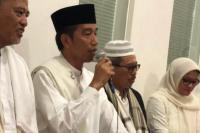 Di Jombang, Presiden Ajak Masyarakat Jaga Persatuan