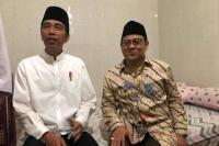 Didampingi Cak Imin, Jokowi Singgah di Kamar Tempat Gus Dur Dilahirkan