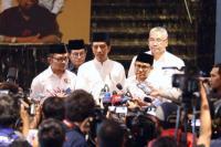 Jokowi Akui Militansi Kader PKB, 91 Persen Pilih Jokowi-Mar`uf Amin