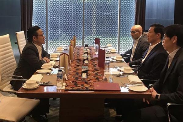 Menteri Pendidikan Singapura Ong Ye Kung Temui Cak Imin, Bahas Apa?