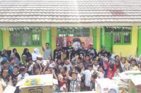 Komunitas Betawi Punye Raje Salurkan Donasi untuk Korban Tsunami