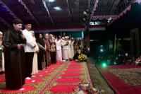 Presiden Hadiri Maulid Nabi dan Haul Syekh Abdul Qodir Jailani di Ponpes Al-Baghdadi