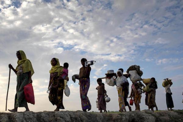 Alasan Kemanusiaan, Indonesia Tampung 99 Pengungsi Rohingya