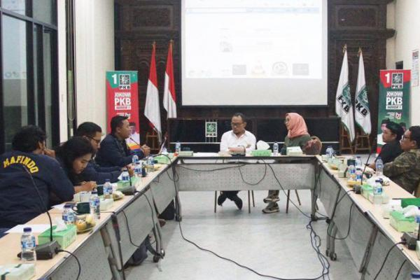 Sekjen DPP PKB Hanif Dhakiri Terima Kunjungan MAFINDO