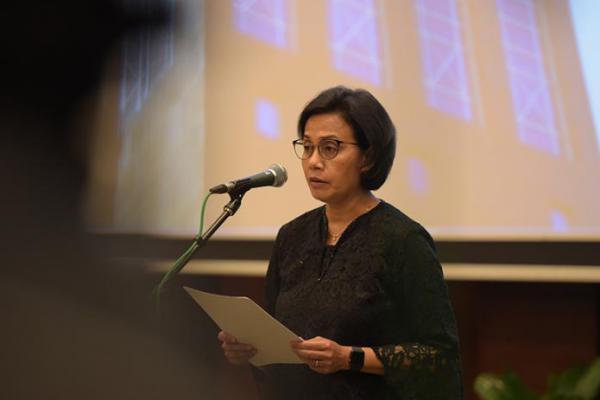 Sri Mulyani Prihatin Fasilitas KB-KITE Baru Dinikmati Perusahaan di Jawa