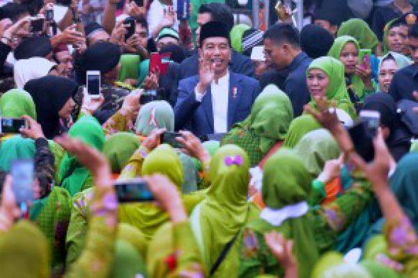 Jokowi: Sudah Sunatullah Indonesia Berbeda-beda