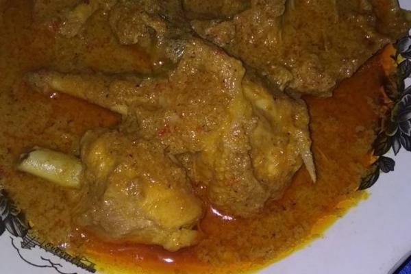 Resep Masak Rendang Ayam Kampung