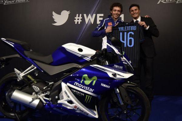 Corak Baru Yamaha, Valentino Rossi Bilang Mirip Inter Milan