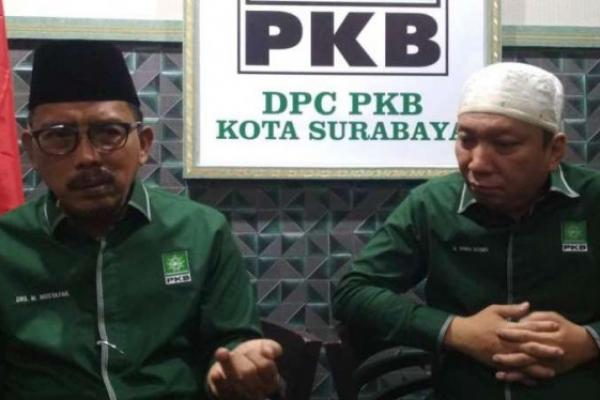 Caleg PKB Soroti Perizinan Pasar Rakyat di Surabaya