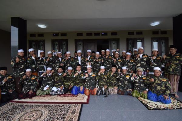 Ulama dan Pengasuh Ponpes se Pasuruan Raya Deklarasi Dukung Jokowi-Ma`ruf