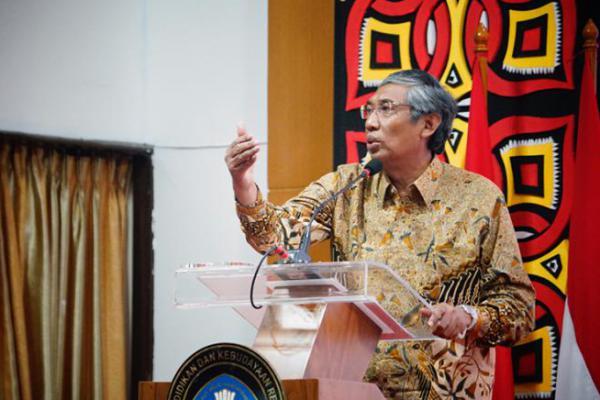 Wamenkeu Hadiri Rembuk Nasional Pendidikan dan Kebudayaan 2019 di Depok