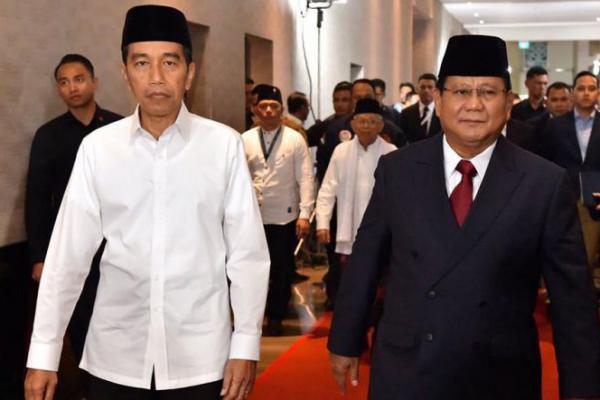 Jokowi Ajak Prabowo dan Sandiaga Bersama-sama Bangun Indonesia