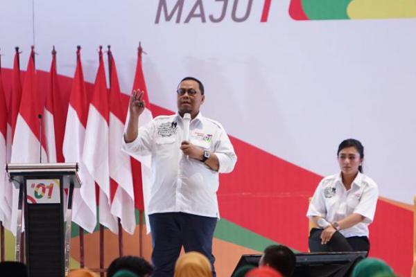 Lukman Edy: Saksi Titik Awal Penentu Kemenangan Jokowi-Ma'ruf