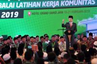 BLK Komunitas Berhasil, Jokowi: Tahun Depan Kita Bangun 3.000