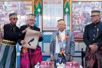Ma`ruf Amin Dianugerahi Gelar Karaeng Manaba di Sulsel