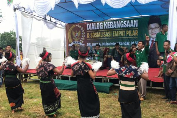 Rangkaian Kunjungan Cak Imin ke Nusa Tenggara Timur