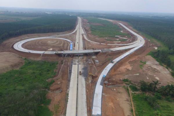 PUPR: Akhir 2019, Jalan Tol Sepanjang 501,16 KM Beroperasi di Sumatera