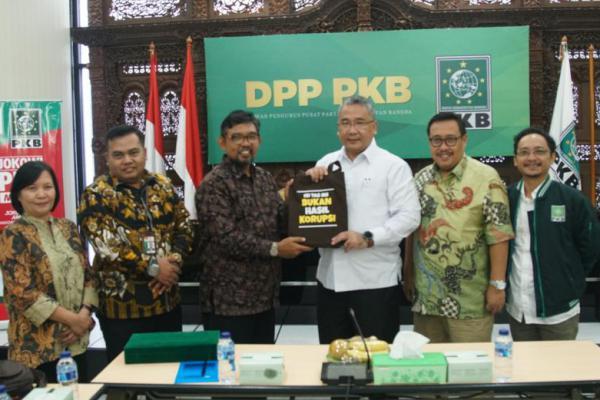 PKB, KPK dan LIPI Gelar Diskusi Soal Penggunaan Dana Parpol yang Ideal
