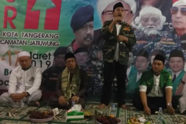 PC Ansor Tangerang Gelar Diklat Terpadu Dasar di Jatiuwung
