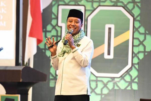 PPP Berhentikan Romahurmuzy sebagai Ketum PPP