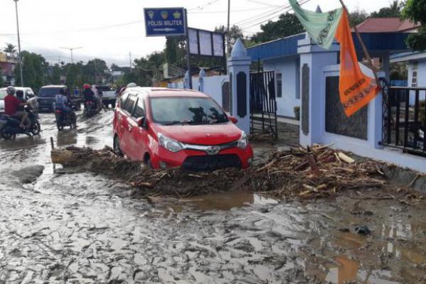 Update Korban Banjir Sentani: 104 Orang Tewas, 79 Orang Hilang