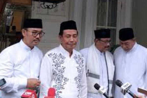 Jelang Debat Pilpres, Puluhan Ulama se-Nusantara Doakan Ma`ruf Amin