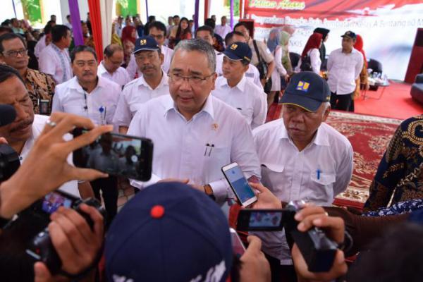 Menteri Eko Sandjojo Dorong Pemda Kembangkan Prukades
