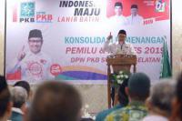 Bambang Susanto Semangati Ratusan Kader dan Caleg PKB se-Sulsel