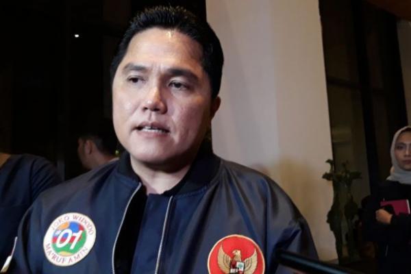 Ditanya Soal Menteri, Erick Thohir: Lebih Banyak di Bidang Ekonomi