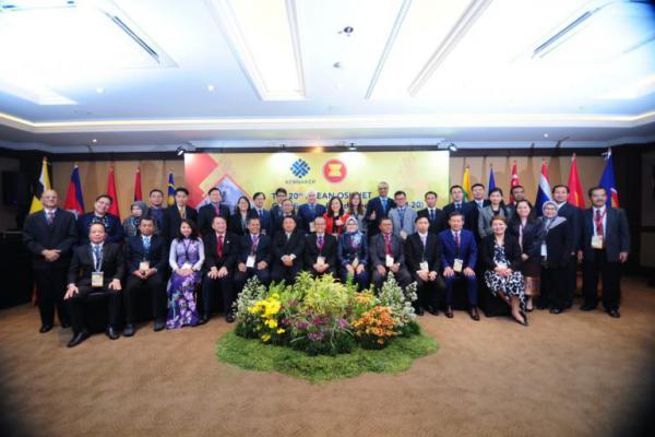 Kemnaker Gelar The 20th CBM ASEAN-OSHNET di Yogyakarta