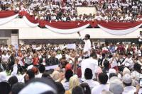 Jokowi Targetkan Kemenangan 70 Persen di Malang Raya pada Pilpres 2019