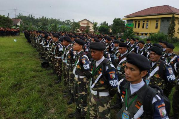 Jaga Kondusifitas Pemilu 2019, Gus Yaqut Instruksikan Banser Bantu Polri dan TNI Amankan TPS